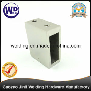304 Stainless Steel Bathroom Diecasting Tube Holder Wt-4102-4