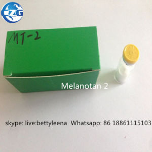 Polypeptide Skin Tanning Anti-Aging Hormone Growth Peptides Mt2 Melanotan 2 pictures & photos
