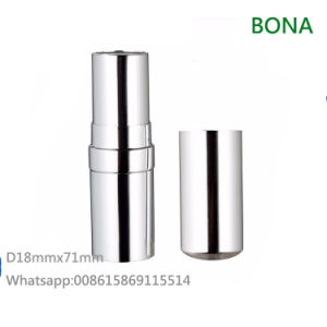Luxury Aluminum Silver Lipstick Case for Makeup pictures & photos