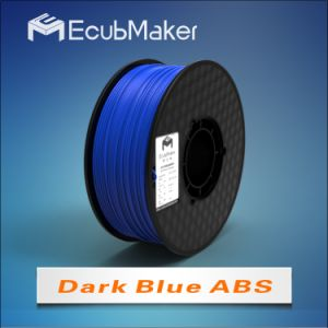 1.75mm ABS Filament for 3D Printer Drak Blue Color pictures & photos