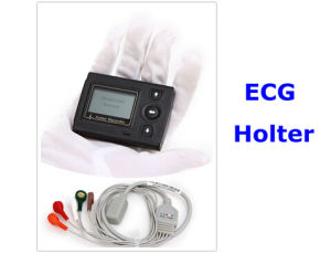 12 Channel/3 Channel ECG Holter System Kit/ Holter System pictures & photos
