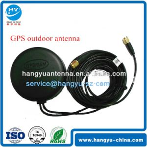 Hot Sale GPS Outdoor Antenna with Magnet Mounting and SMA Connector GPS GSM Combined Antenna pictures & photos