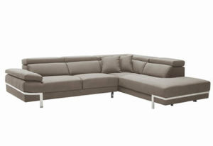 Fabric Sectional Sofa Set in Smart Design pictures & photos