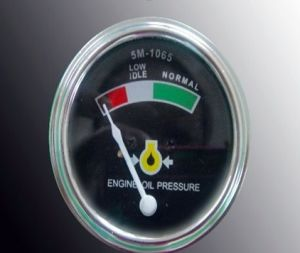 Temperature Gauge/Meter/Thermometer/Indicator/Ammeter/Measuring Instrument/Pressure Gauge pictures & photos
