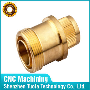 High Quality Customized CNC Machining Stainless Steel Aluminum Brass Fabrication Parts
