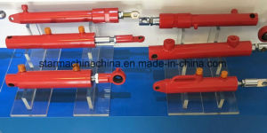 Multistage Dump Truck Hydraulic Cylinder From Reliable Factory pictures & photos
