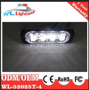 Slim Police Car Surface Mount Lights