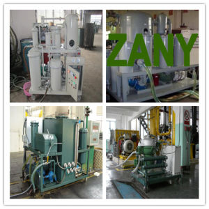 Gas Turbine Oil Purifier Vacuum for The Power Plant, Power Station.