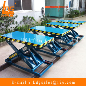 Stationary Hydraulic Scissor Lift Table Manufacturer (SJG0.5-1)