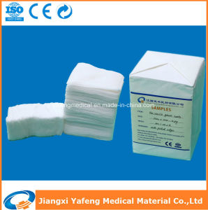 Medical Gauze Piece for Surgical Use pictures & photos