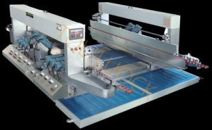 Glass Straight Line Double Edging Machinery