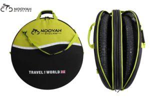"Bicycle Double Wheel Bag Padded For 700c Road Bike 26/"" 27.5/"" 29/"" MTB"