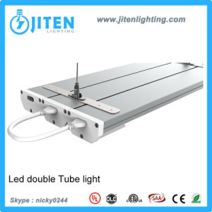 1FT 7W Double LED Tube Light Fixture T5 Dual Tube Light Fitting UL ETL Dlc Ce RoHS pictures & photos