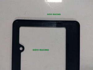 Black Custom License Plate Frames 312X160mm Universal for Americal Standard pictures & photos