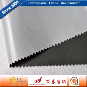 Functional Fabric with White TPU for Outdoor Cloth