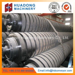 Conveyor Impact Roller with Deep Groove Ball Bearing pictures & photos