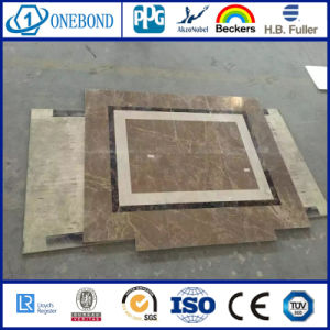 Onebond Stone Honeycomb Panel for Interior Decoration pictures & photos