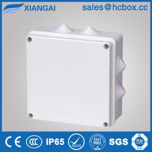 Plastic Junction Box Electrical Box Enclosure Box Ba150*150*70mm pictures & photos