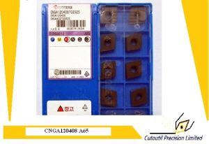 Kyocera Dcmt070204 Hq PV7020 Turning Insert for Turning Tool Carbide Insert pictures & photos