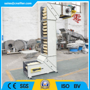 Z Type Vertical Chain Grain Bucket Elevator for Sale pictures & photos