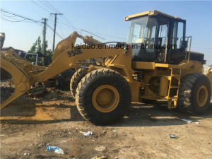 Used Cat Front Loader 950e /Caterpillar 936e 938f 950e 966e 966f Wheel Loader pictures & photos