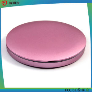 Beautiful Lady Power bank with mirror and LED lighting