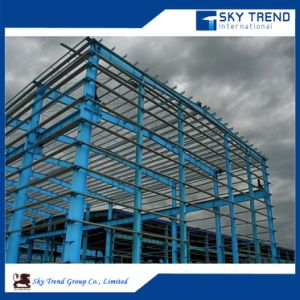 Steel Sandwich Panels and Light Steel Prefab House