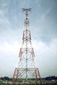 Customed High Quality Steel Transmission Tower