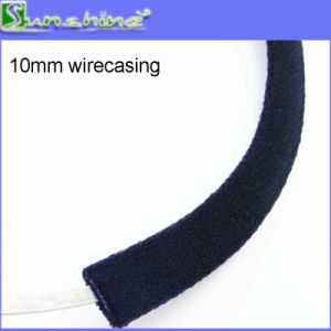 Bra Wire Channel Underwear Wire Casing in White Black in Stock with No Minimum pictures & photos