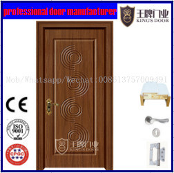 2017new Design Room Use Flush MDF Wood Door pictures & photos