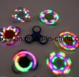 LED Fidget Spinner LED Hand Spinner Toy Fidget Spinner pictures & photos