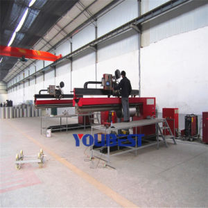 Hot Water Tank Straight Seam Body Welding Machine pictures & photos