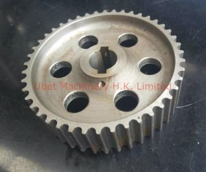 Custom Timing Belt Sprockets with Countersunk Holes pictures & photos