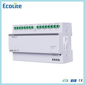 Lighting Control Knx Standard 8 Channel Switch Controller