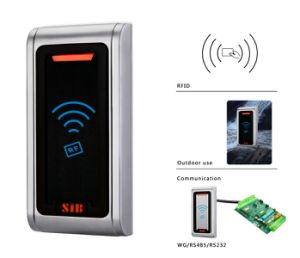 Metal Waterproof RFID Card Reader (RF006)