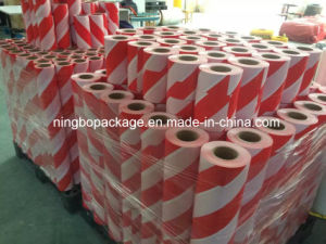 Red White Barrier Tape pictures & photos