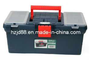 Custom Multi-Fonction Heavy Duty Plastic Tool Box/ Storage Case Product