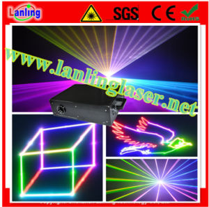 4W RGB Full Color Animation Laser Light pictures & photos