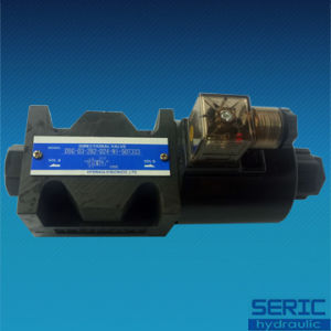 Solenoid Operated Directional Valves, DSG-03 Plug-in Connector pictures & photos