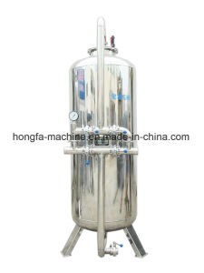 Mechanical Filter for Water Treatment