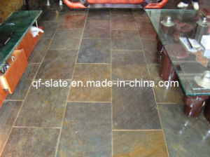 Low Price Natural Rusty Slate Flooring for Paver/Exterior Wall Tile