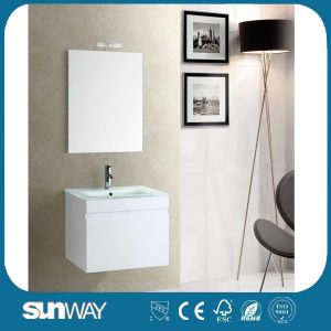 New Glossy Complete Bathroom Vanity Sets with Good Quality Sw-1308 pictures & photos