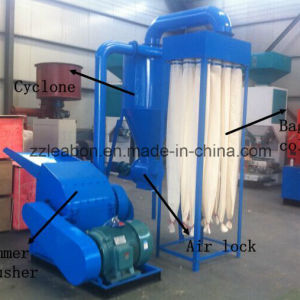 Professional Hammer Crusher Rice Husk Grinding Machine pictures & photos