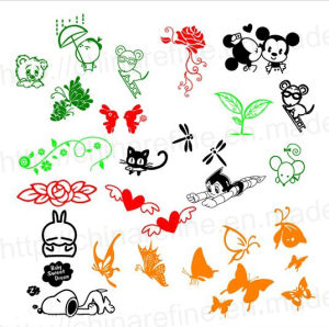 Wall Stickers (WS002)