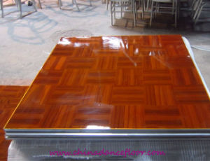 Used Teak Wood Dance Floor For
