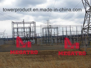 Megatro 230kv Switchward Substation Supports (MGS-SSS230) pictures & photos