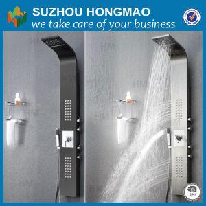 Shower Panel With Waterfall Head