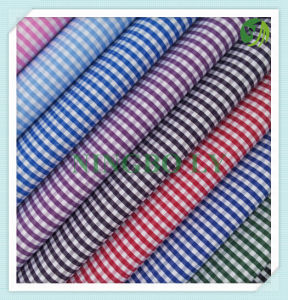 2016 100% Cotton or T/C Shirt Fabric pictures & photos