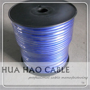 Plastic Spool Packing Transparent/Matte PVC Sheath Car Power Cable pictures & photos