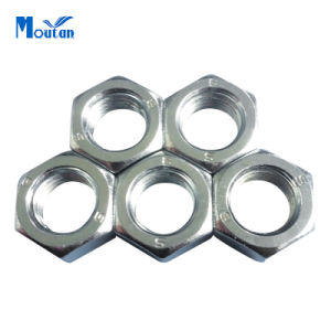 Zinc Plated Carbon Steel Hexagon Head Nuts